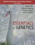 Study Guide and Solutions Manual for Essentials of Genetics 9th Edition
