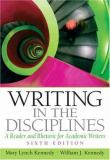 Writing in the Disciplines 6th Edition