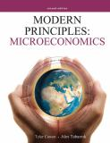 Modern Principles - Microeconomics 2nd Edition