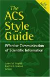 The ACS Style Guide 3rd Edition